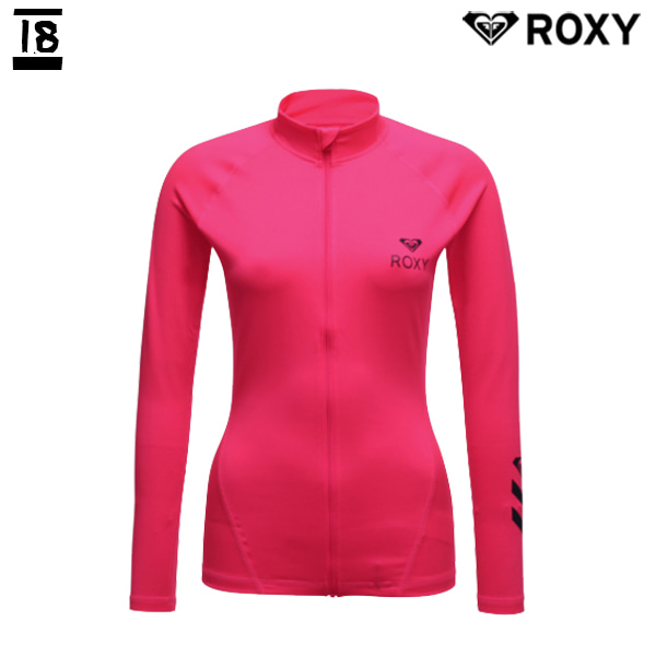18 ROXY 록시 RASHGUARD 래쉬가드 LOVE PARKA 4-MLS